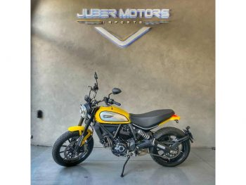 Foto numero 0 do veiculo Ducati Scrambler - Amarela - 2020/2020