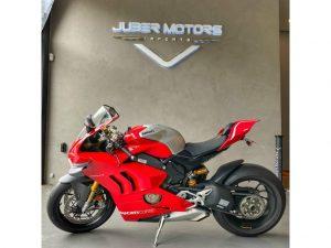 Foto numero 0 do veiculo Ducati Panigale V4R - Vermelha - 2019/2020
