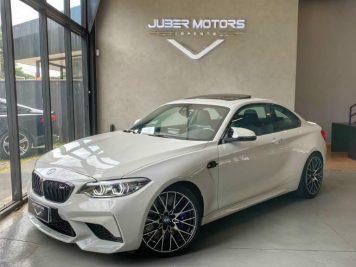 Foto numero 0 do veiculo BMW M2 COMPETITION - Branca - 2018/2019