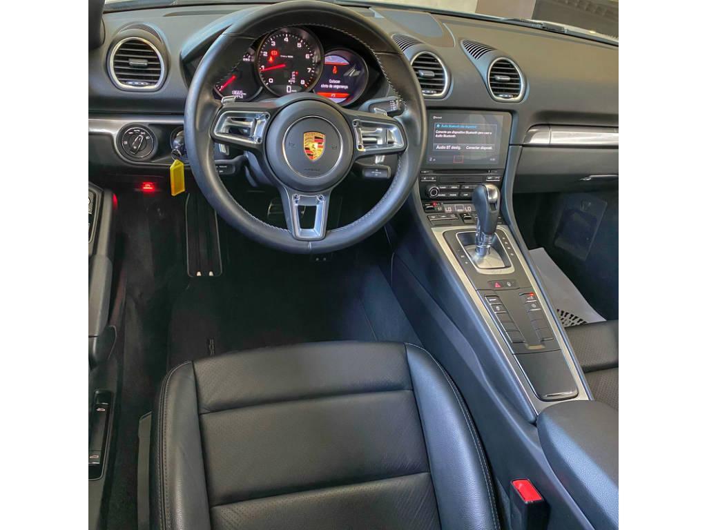 Porsche Cayman Porsche 718 H4 2018